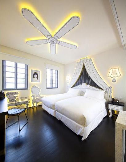 Wanderlust Hotel Singapore - Guestroom