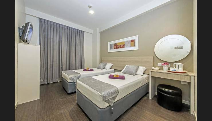 Hotel 81 Lucky - Guestroom