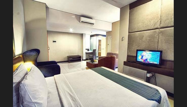Griyadi Blue Pacific Jakarta - Guestroom