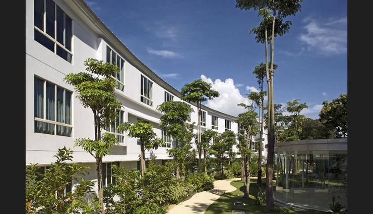 Amara Sanctuary Resort Sentosa - Guestroom