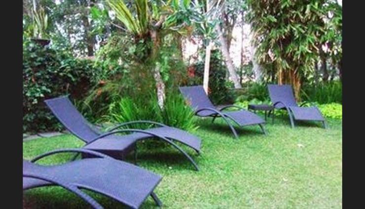 Villa Puri Darma Agung Bali - Sundeck
