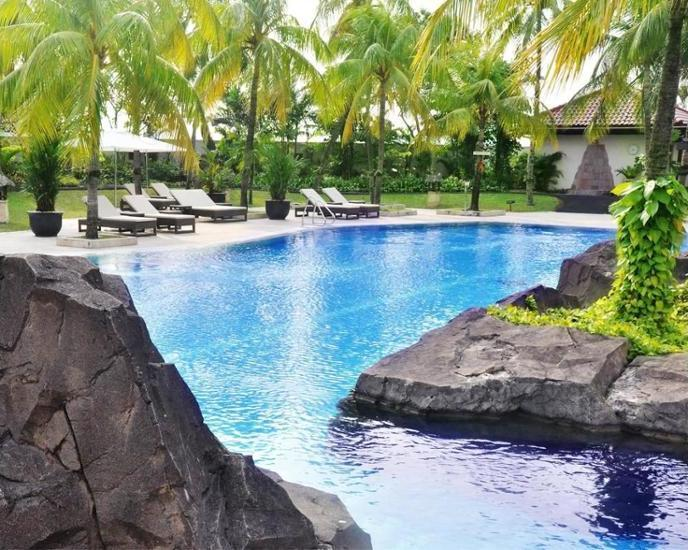 Grand Hyatt Jakarta - Natural Pool