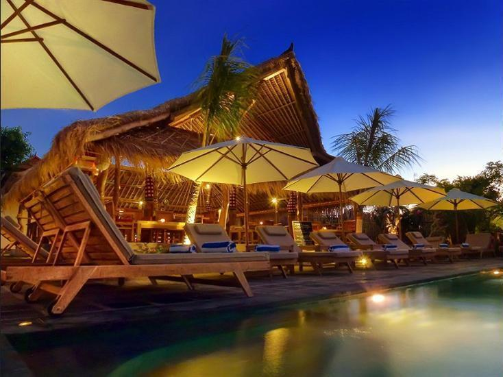 Flower Bud Bungalows Bali - Featured Image