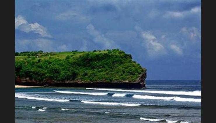 Flower Bud Bungalows Bali - Beach