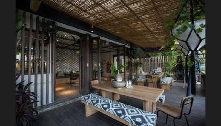 Pulau Boutique Villas Bali - Restaurant