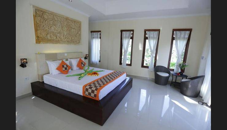 Karang Mesari Ubud Guest House Bali - Featured Image