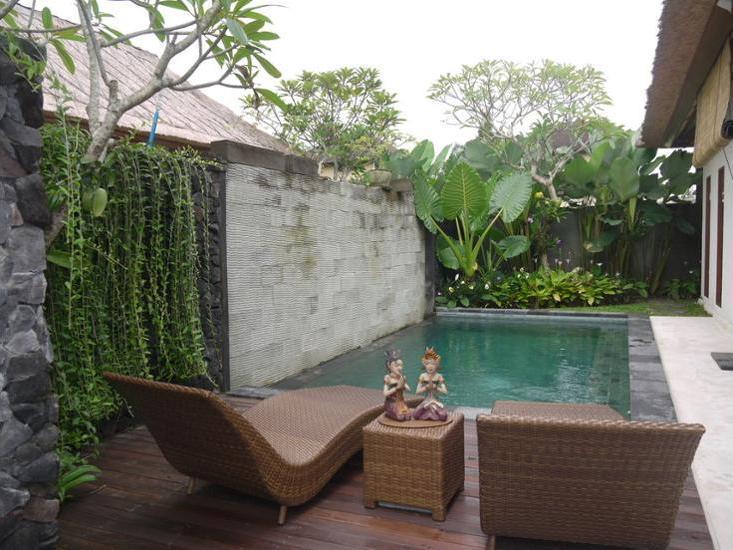 Rumah Dadong Bali - Interior Detail