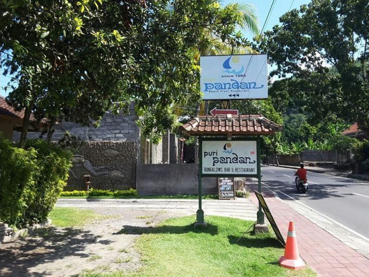Puri Pandan Restaurant & Bungalows Bali - Featured Image