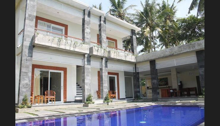 Long Lane Homestay Bali Bali - Featured Image