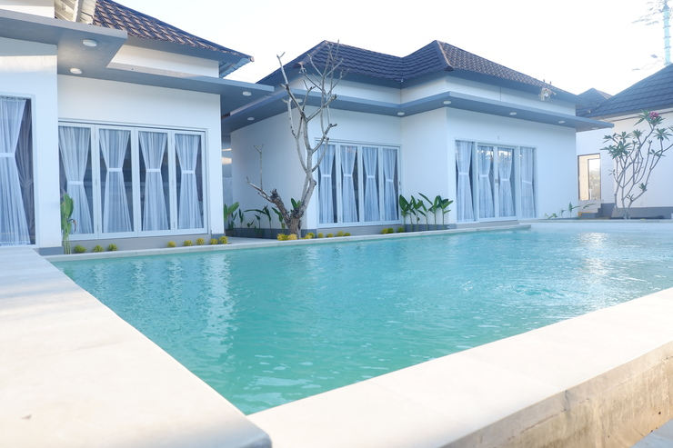 Daniswara Villa Bali - Facade