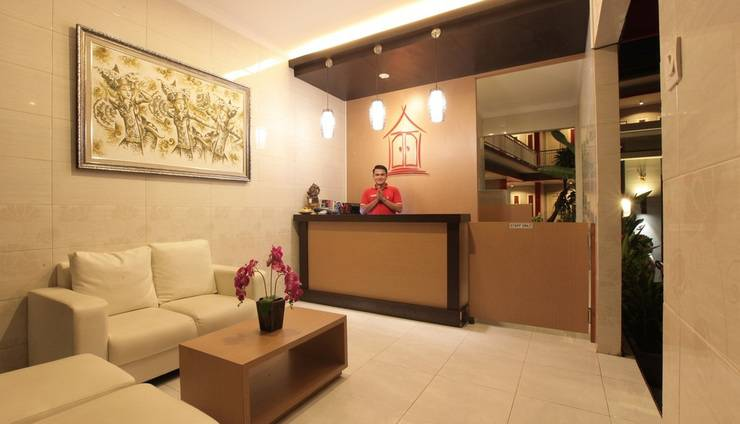 Rabasta Angkul-angkul Bali - lobi