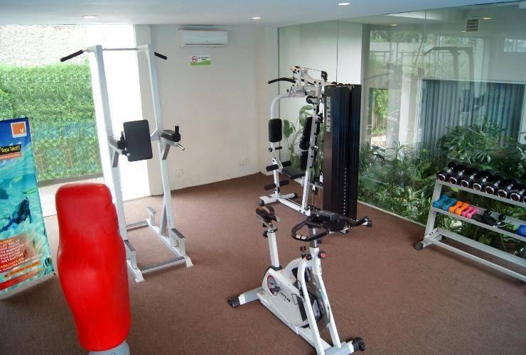 V Hotel & Residence Bandung - Fitness Centre