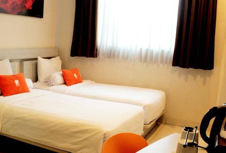 V Hotel & Residence Bandung - Value Twin