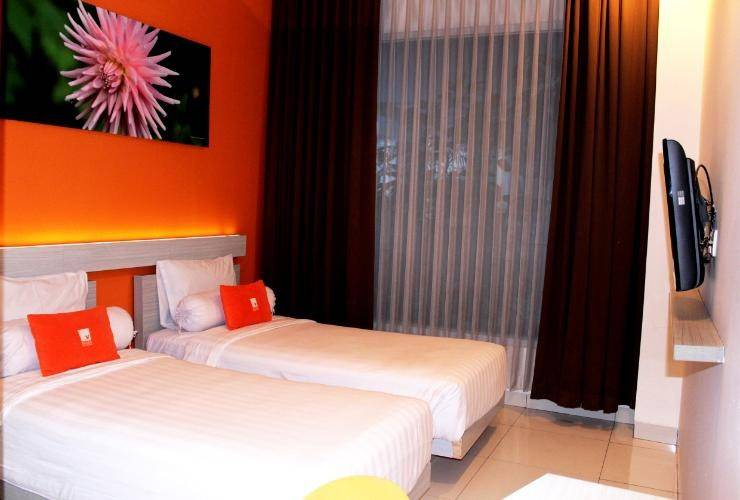 V Hotel & Residence Bandung - Deluxe Twin