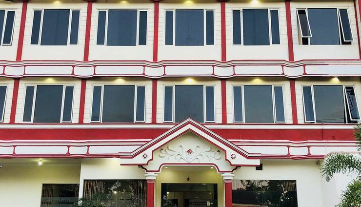 Dragon Palace Hotel Ternate By Amazing Ternate - Exterior Gedung