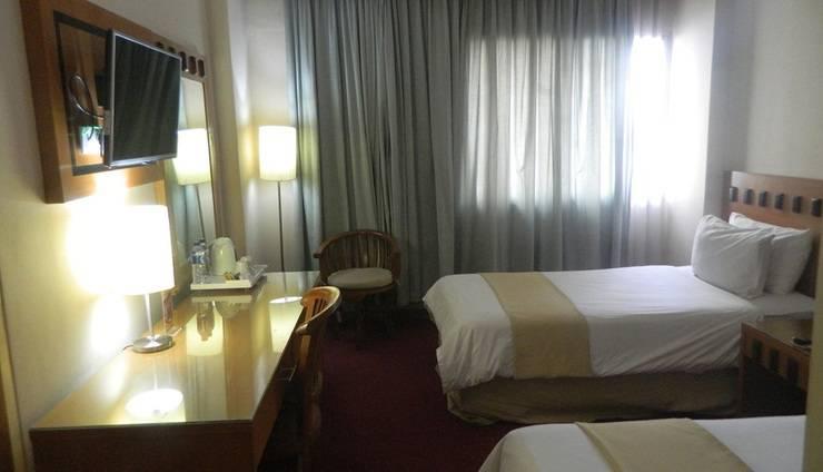 Patra Comfort Jakarta - Dua tempat tidur