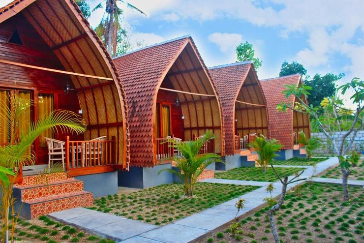The Tandjung Cottage Bali - Facade