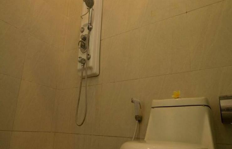 Hardys Hotel Negara Bali - Kamar mandi
