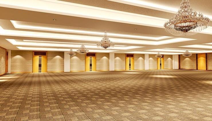 PALM PARK Hotel Surabaya Surabaya - Ballroom