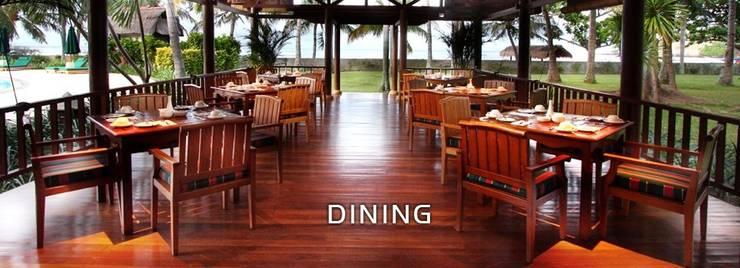 The Santosa Villas & Resort Lombok - Restaurant