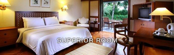 The Santosa Villas & Resort Lombok - Kamar Superior