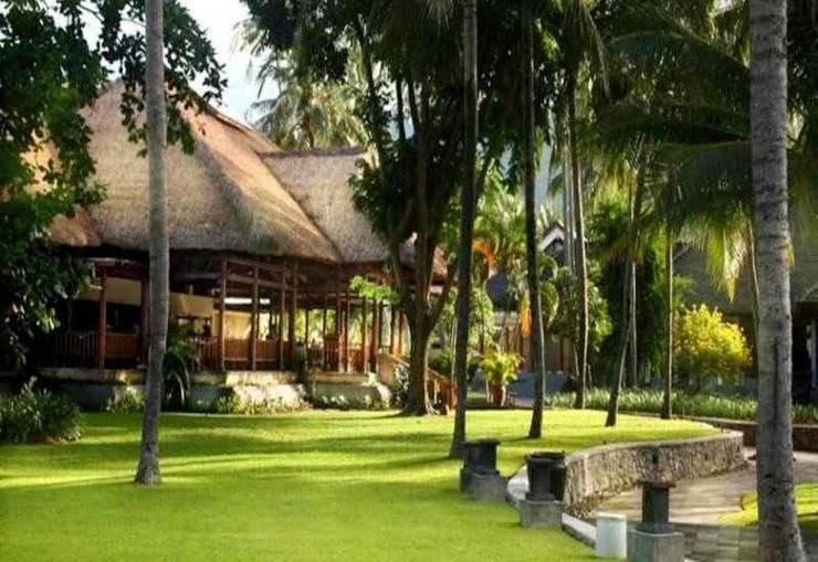 The Santosa Villas & Resort Lombok - View