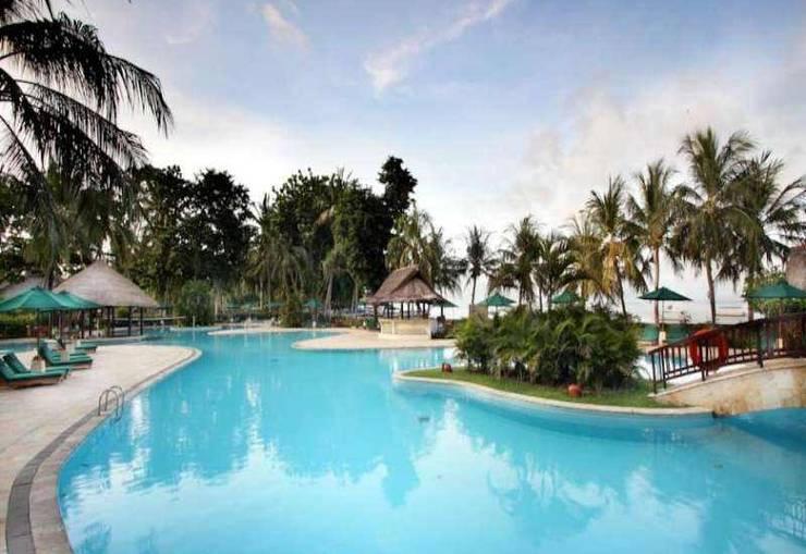 The Santosa Villas & Resort Lombok - Swimming Pool