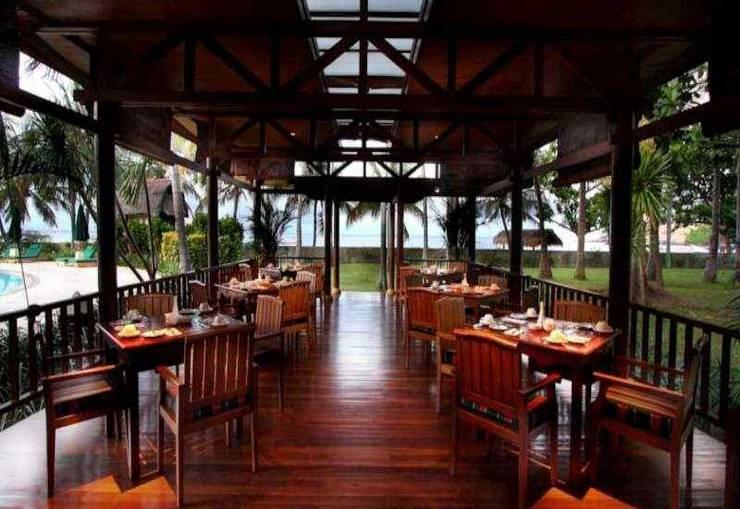 The Santosa Villas & Resort Lombok - Resto