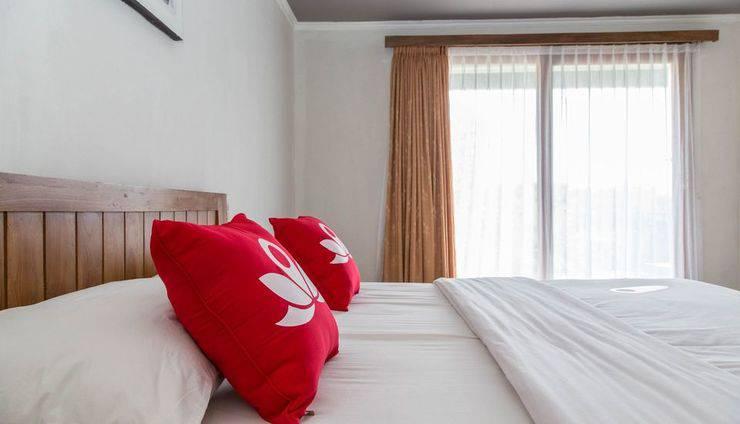 ZEN Premium Pecatu Padang Padang Beach Bali - Tempat Tidur Double