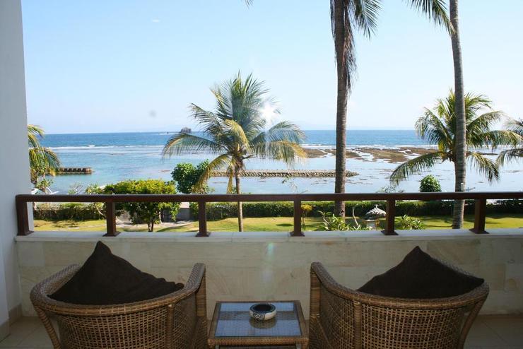 Hotel Genggong Bali - View