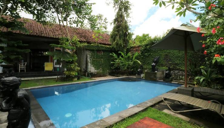 Ubud Friendly Sekembang House (not active) Bali - Swimming Pool