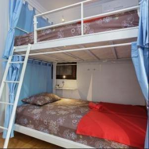 Ostic House Yogyakarta - 4 mixed dormitory