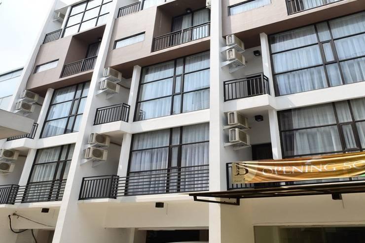 Best Inn Hotel Jakarta - Tampilan Luar Hotel