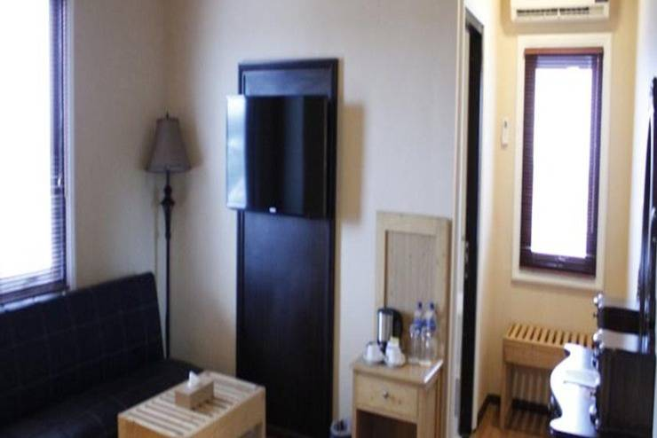 Kangen Hotel Jogja - Ruang tamu