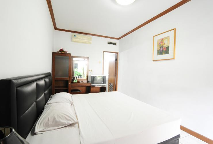 Hotel Dequr Bandung Bandung - Deluxe Double