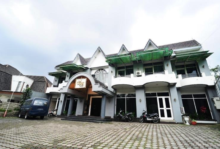 Hotel Dequr Bandung Bandung - Appearance