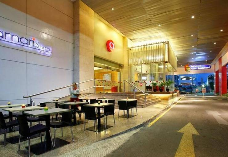 Amaris Mangga Dua - Hotel Building