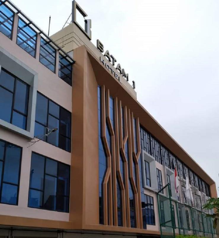 BATAM 1 HOTEL Batam - Facade
