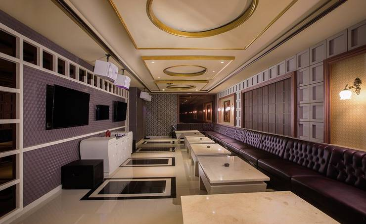 Hotel Chanti Semarang - Diva Karaoke (Reception)