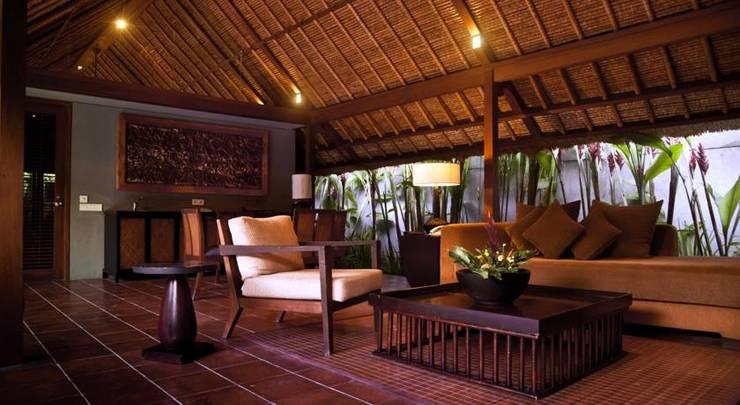 Mayaloka Villas Seminyak - Ruang Tamu
