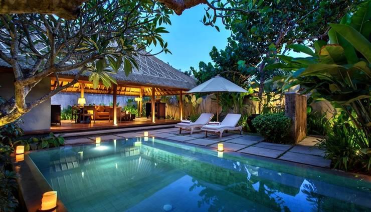Mayaloka Villas Seminyak - Kolam Renang
