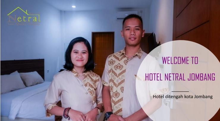 Hotel Netral Jombang - selamat datang