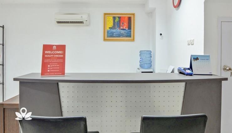 KLINPOD HOTEL Jakarta - Interior