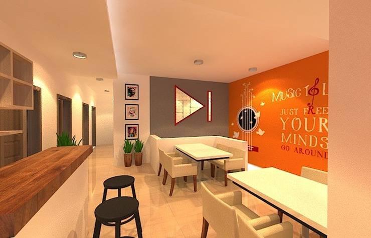 Front One Inn Sidoarjo Surabaya - Restoran