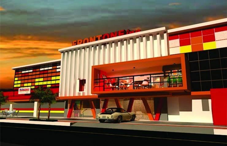 Front One Inn Sidoarjo Surabaya - Eksterior