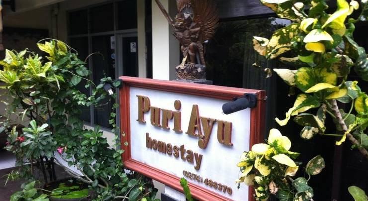 Puri Ayu Homestay Yogyakarta - Puri Ayu Homestay (29/11/2013)