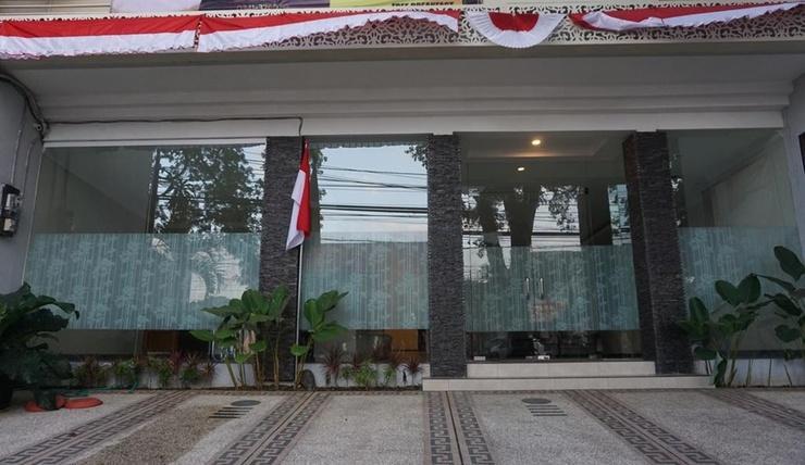 Hotel Omah Kawi Syariah Malang - Exterior