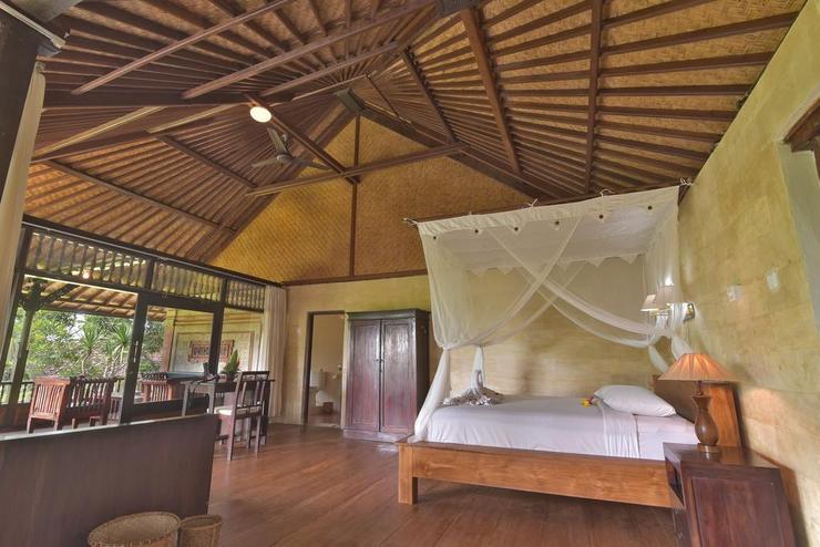 Melati Cottages Ubud Bali - Rooms