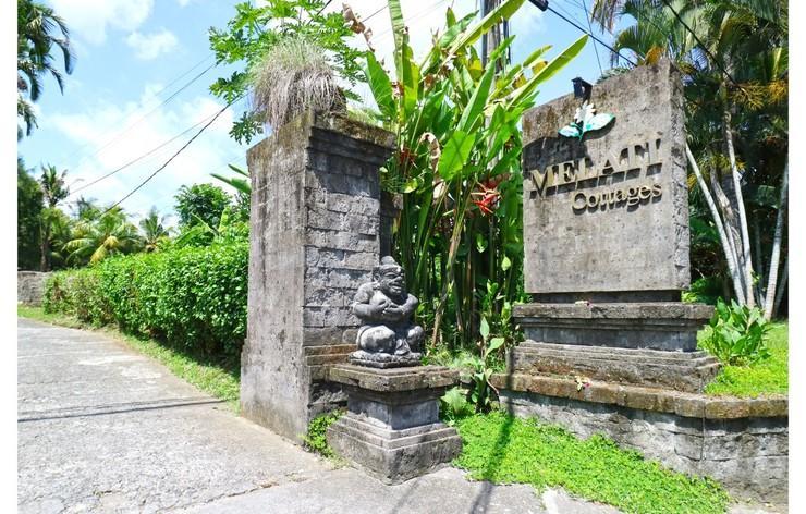 Melati Cottages Ubud Bali - Logo