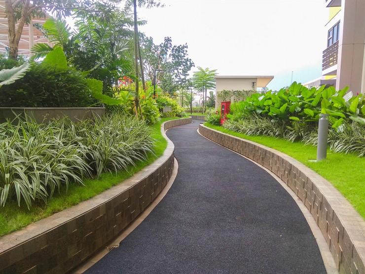 Exclusive 2BR Springlake Summarecon Apt By Travelio Bekasi - Taman